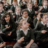 Full School Retreat day Family of Faith St Patrick (11)