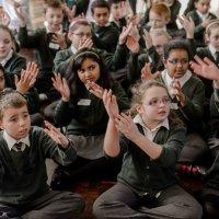 Full School Retreat day Family of Faith St Patrick (13)