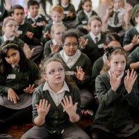 Full School Retreat day Family of Faith St Patrick (14)