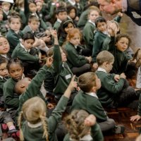 Full School Retreat day Family of Faith St Patrick (2)