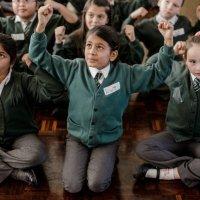 Full School Retreat day Family of Faith St Patrick (9)