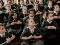 Full School Retreat day Family of Faith St Patrick (10)