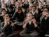 Full School Retreat day Family of Faith St Patrick (12)
