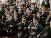 Full School Retreat day Family of Faith St Patrick (15)