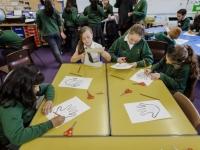 Full School Retreat day Family of Faith St Patrick (7)