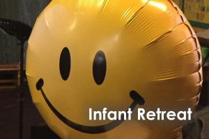 Infant retreat
