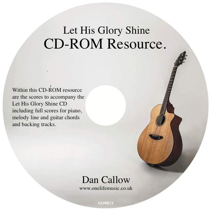 Let His Glory Shine Resource Pack CD-ROM - Onelife Music