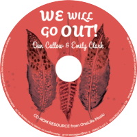 We Will Go Out Resource Pack CD-ROM