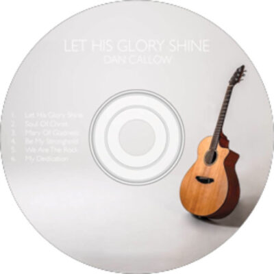 Let His Glory Shine CD