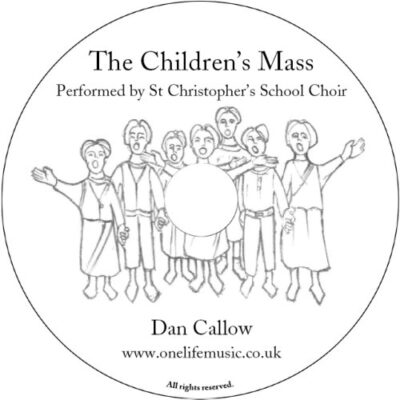 The Children's Mass Resource Pack CD-ROM