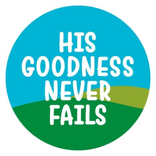 His Goodness Never Fails